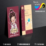 Mẫu card visit shop online (P1)